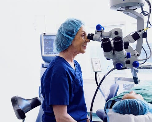 most experienced lasik surgeons