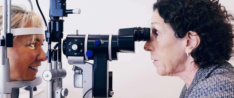 Dr Margaret Kearns at FOCUS Eye Centre