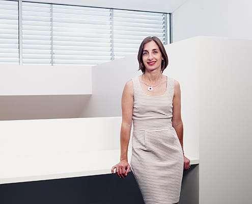 Dr Paula Berdoukas