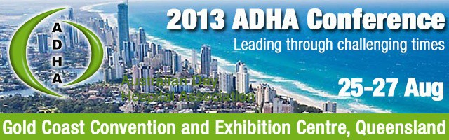 ADHA Annual Conference 2013