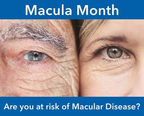 Macula month